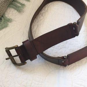 Banana Republic | Genuine Leather Belt Brown 32